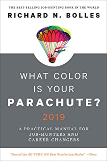 What color is your parachute 2018 a practical manual for job 2019 a practical manual for job hunters and fandeluxe Images