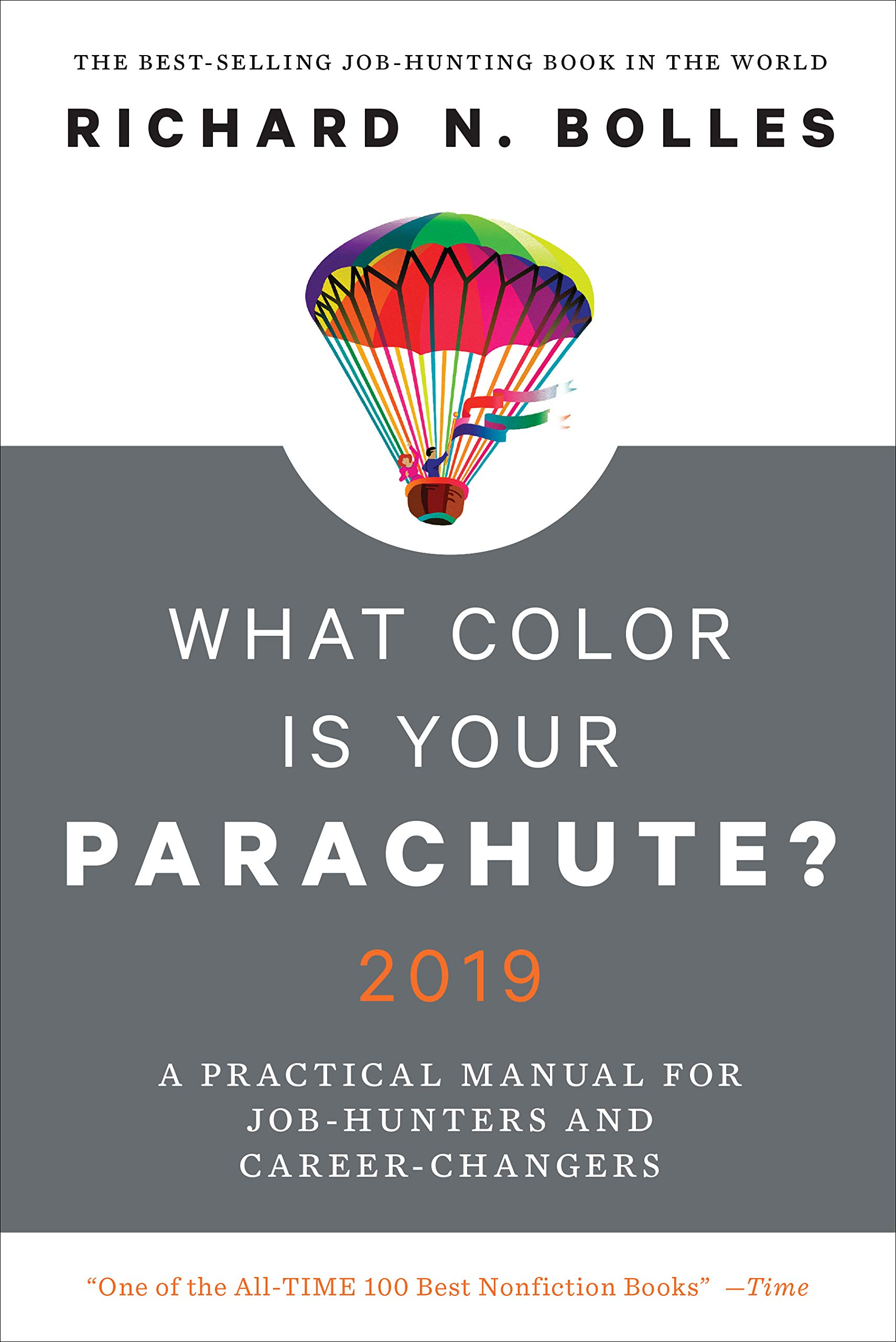 What Color Is Your Parachute? 2019: A Practical Manual for Job ...