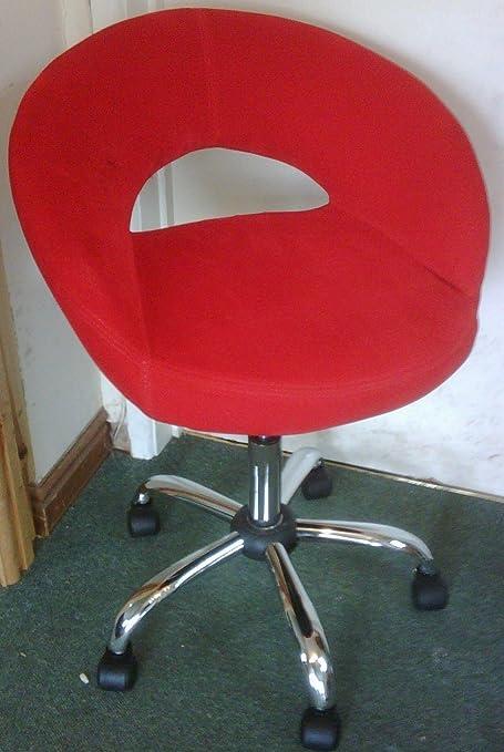 Doughnut Chair In Red