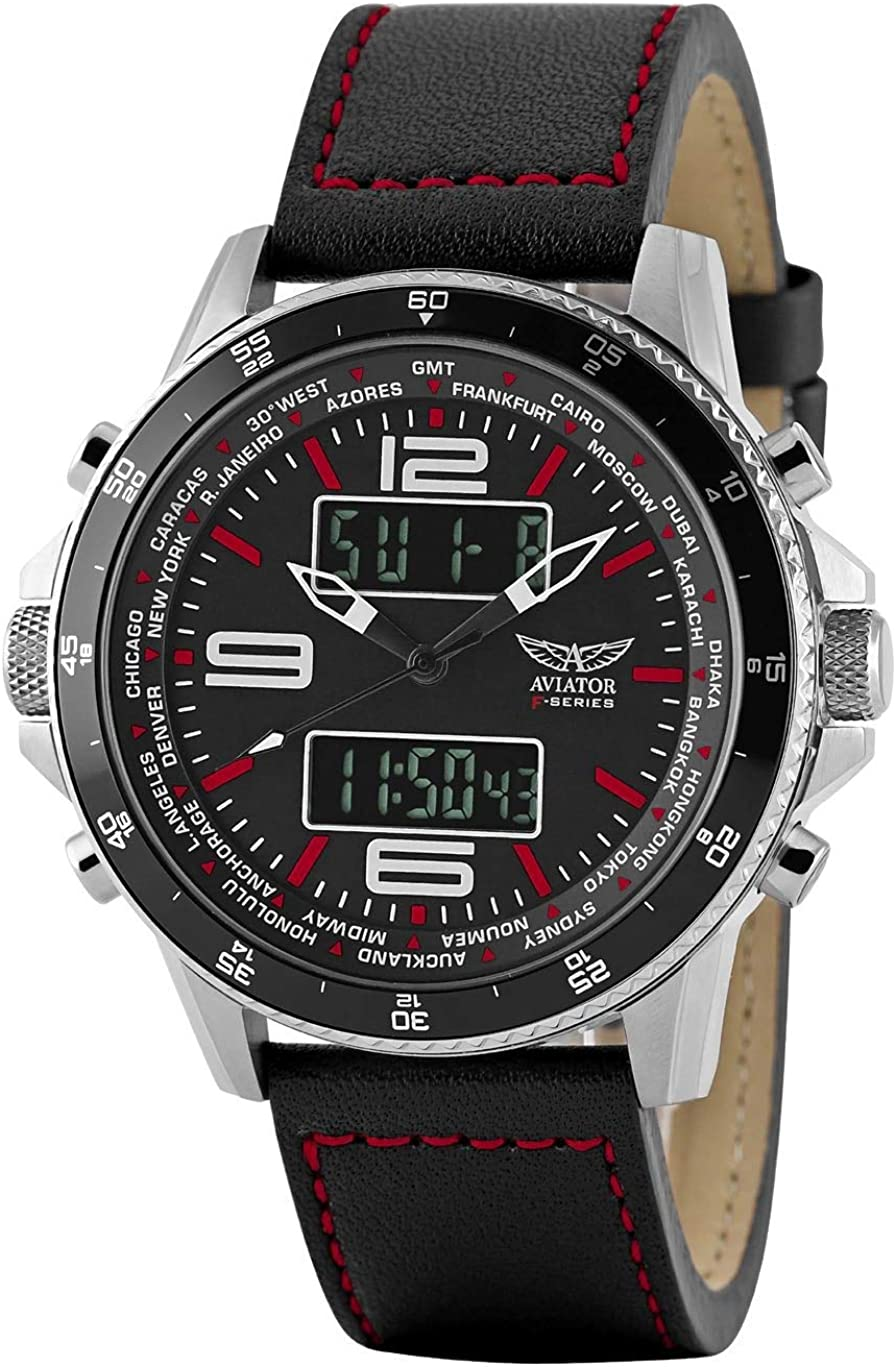 Reloj Aviator AVW1931G253 para hombre