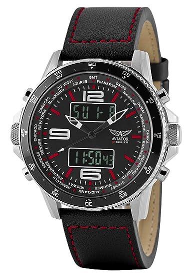Aviator AVW1931G253 Reloj de Hombres