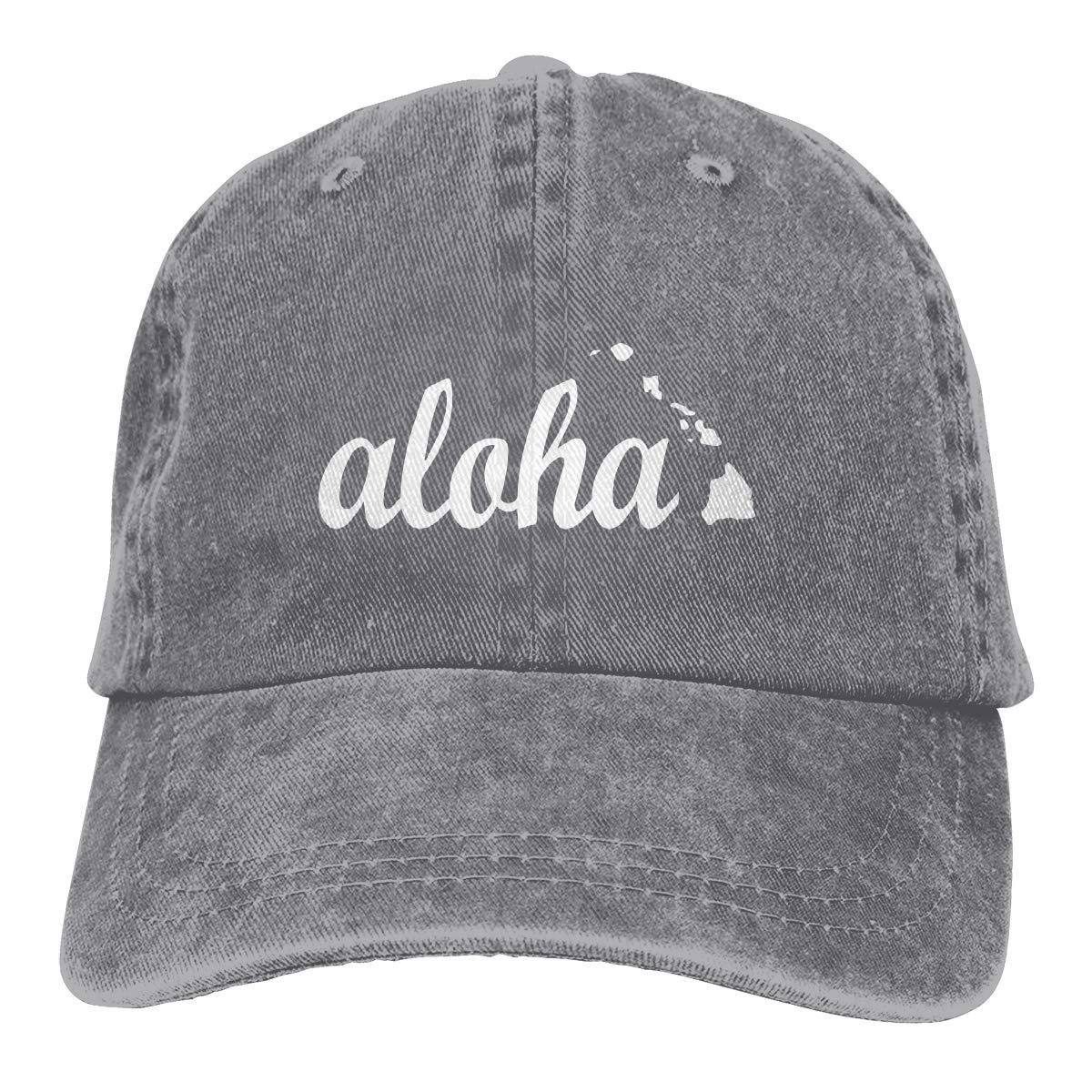 Aloha Adult Custom Cowboy Sun Hat Adjustable Baseball Cap