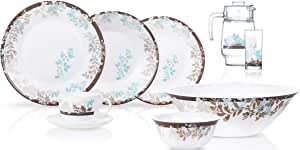 Luminarc Dinnerware Sets 38+7 Pc - Multi Color, Glass