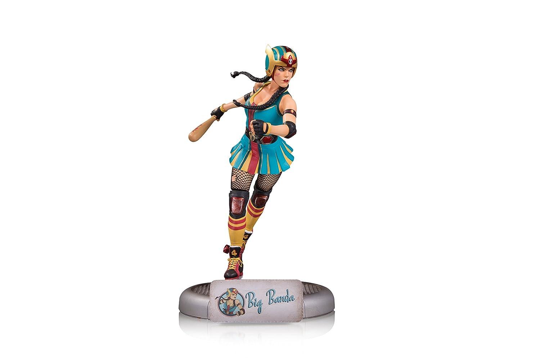 Big Barda Resin Statue Diamond Comic Distributors AUG180677 DC Collectibles DC Bombshells