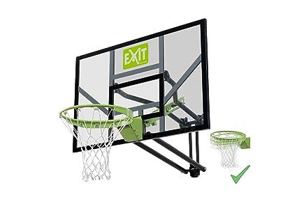 Amazon.com: Salida Galaxy tablero de baloncesto de pared con ...