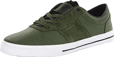 Fallen Men's Victory Skate Shoe,Surplus Green/Black,9.5 ...