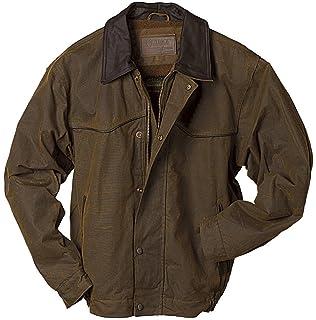 970a6324e1153 Outback Trading Men's Deer Hunter Oilskin Jacket: Amazon.ca: Sports ...