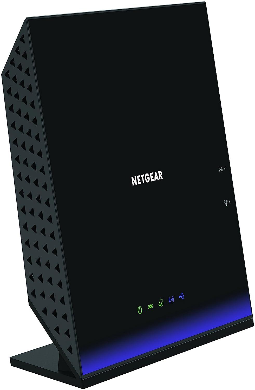 NETGEAR DM200-100EUS High-Speed Broadband DSL Modem-Black VDSL//ADSL