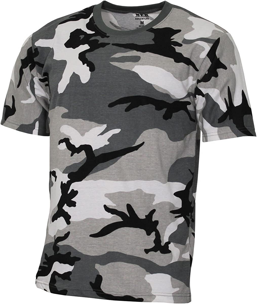 Details zu KINDER T SHIRT Army Bundeswehr Hemd Kids Fashion camo Militär Karneval Fasching