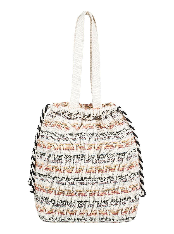 Amazon.com: Roxy greendays bolso de mano, Beige, talla única ...