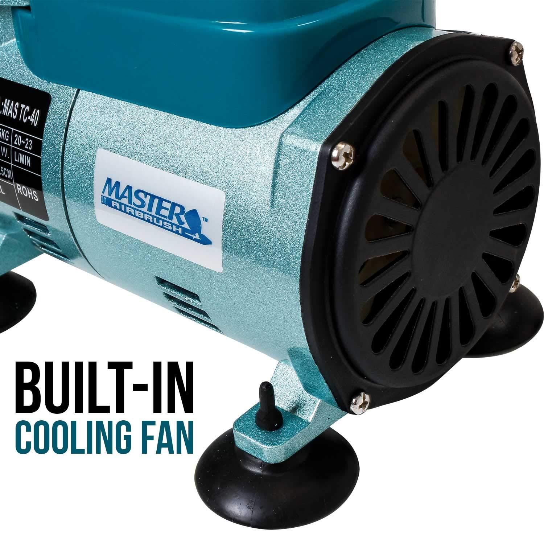 Amazon.com: Master Airbrush modelo TC-40 – Cool Runner ...