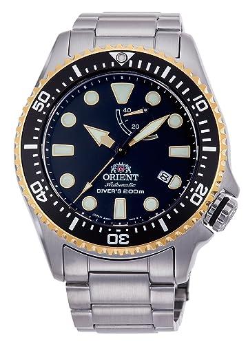 Reloj Orient Automático Hombre RA-EL0003B00B Deportivo Diver: Amazon.es: Relojes