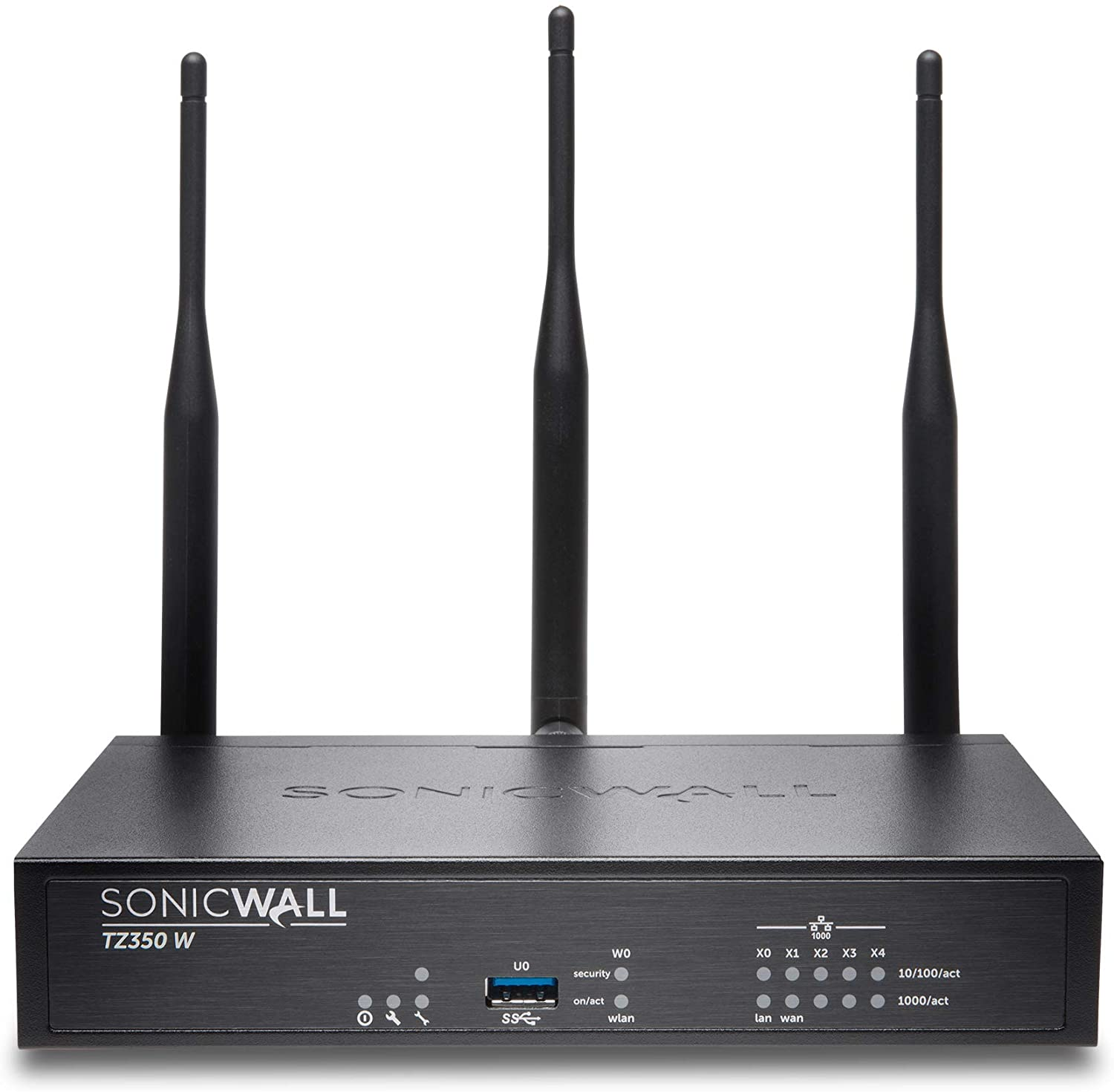 SonicWall TZ350 2YR WirelessAC Promo AGSS and Cloud MGMT 02-SSC-2237