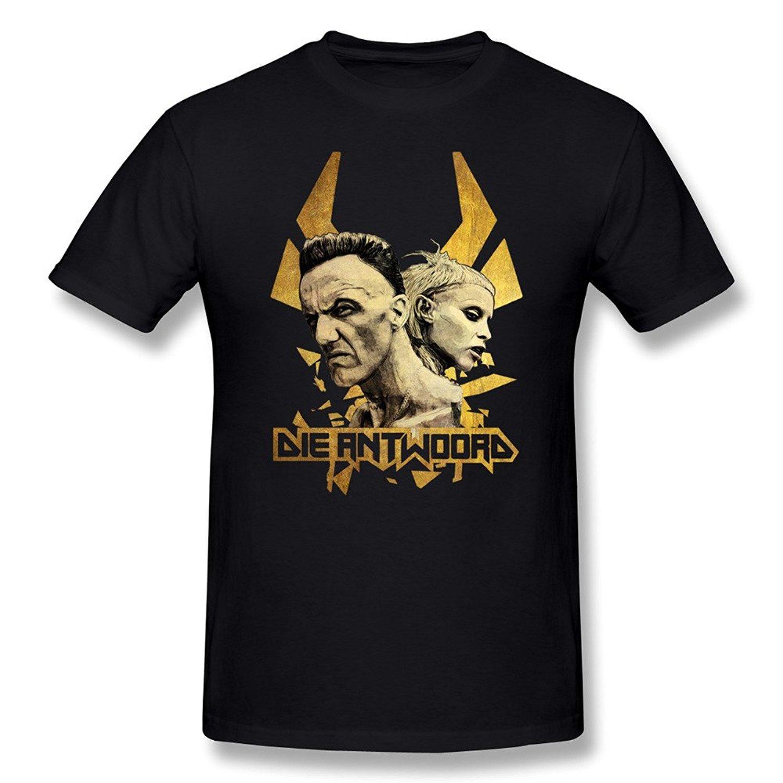 Jasmincc Mens Die Antwoord Ninja & Yolandi Visser T-shirt ...