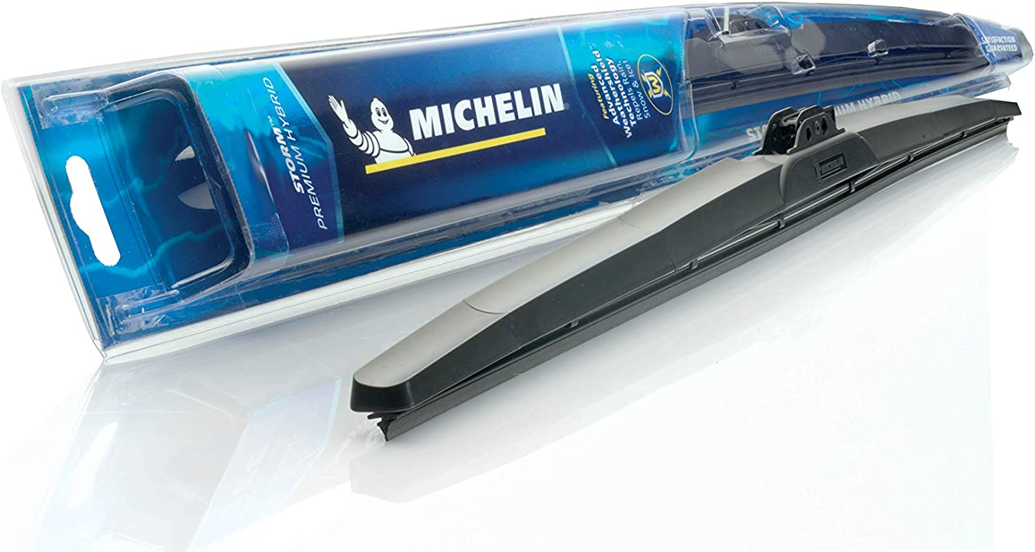 Michelin 14623 Radius Premium Beam With Frameless Curved Design 22 Wiper Blade 1 Pack