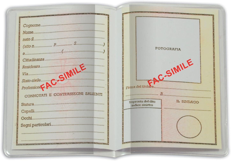 LAMPA 65332 Porta Carta Identit/à