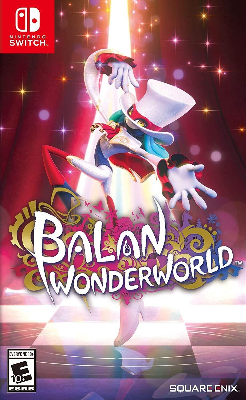 Poster. Balan Wonderworld