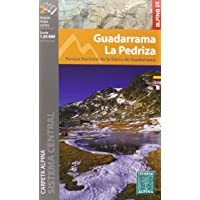 Guadarrama-La Pedriza. 2 mapas excursionistas. Escala 1:25.000. Editorial Alpina. Español, Française, English. (CARPETA…