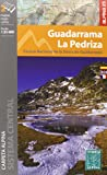 Guadarrama-La Pedriza. 2 mapas excursionistas. Escala 1:25.000. Editorial Alpina. Español, Française, English.