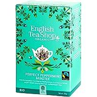 English Tea Shop Organic Peppermint, 20 Teabags