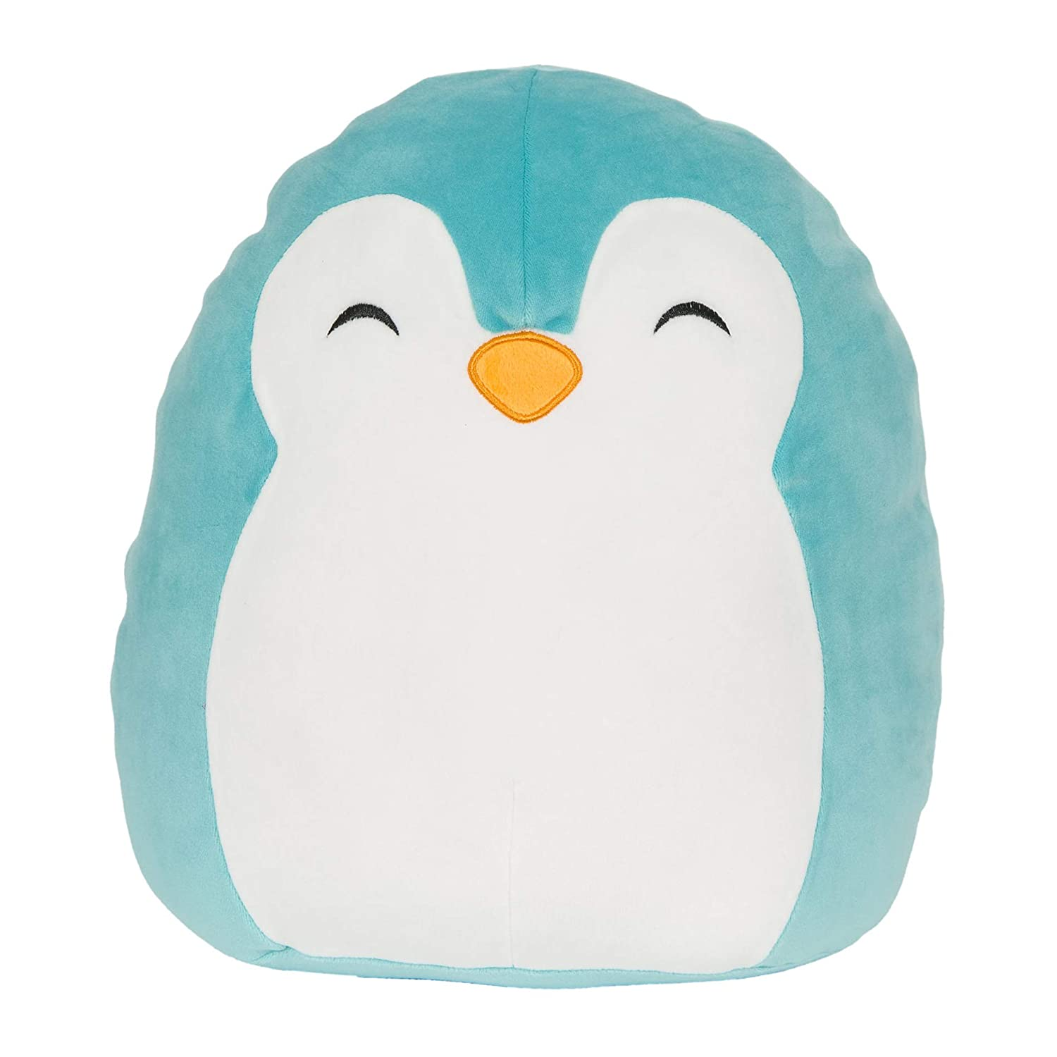 Hug Or Use As A Pillow 16 inch Tanner The Teal Penguin Squishmallow Plush Cuddle