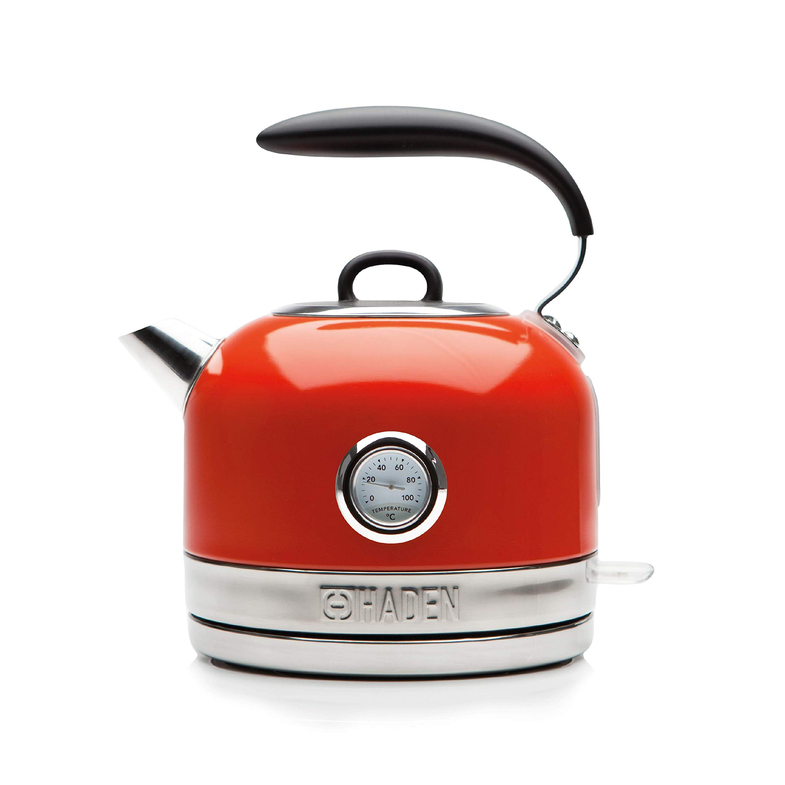 Haden Jersey Cordless Kettle - Electric Fast Boil Kettle with ...