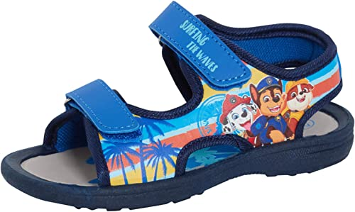 Paw Patrol Boys Sport Sandals