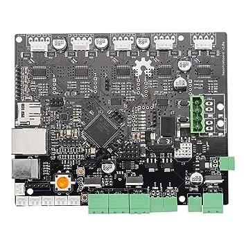 SDENSHI Impresora 3D Placa Base Placa Controladora PCB Accesorios ...