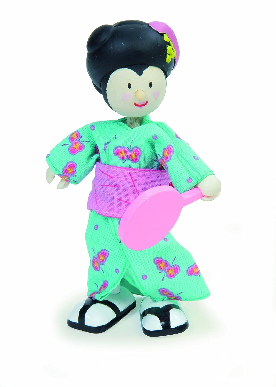Budkins Sakura Japanese Lady Le Toy Van BK953