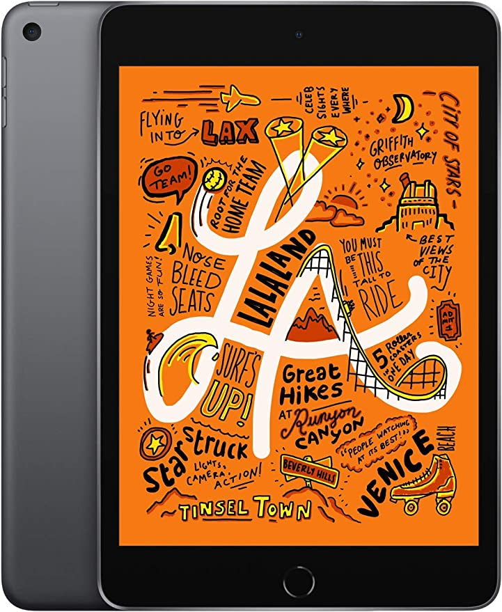 Apple iPad Mini (Wi-Fi, 64GB) - Space Gray (Latest Model)   Amazon