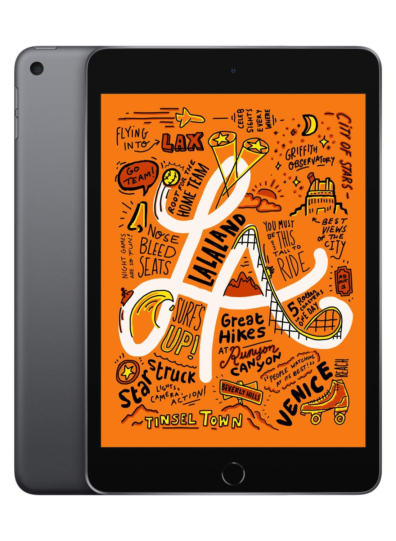Apple iPad Mini (Wi-Fi, 64GB) - Space Gray (Latest Model) by Apple