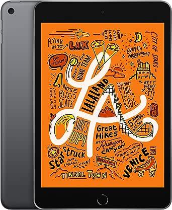 Apple iPad mini (con WiFi, 64GB), Gris espacial (Último Modelo)