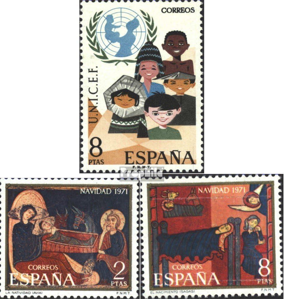 Prophila Collection España Michel.-No..: 1949,1956-1957 (Completa ...