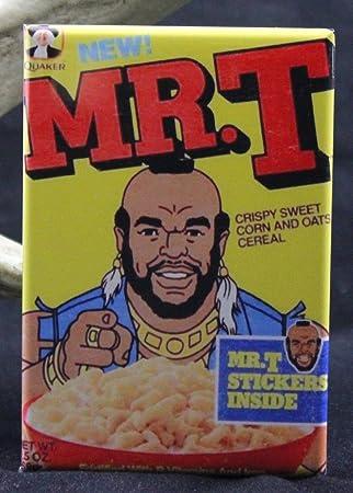 Nerds Cereal Box FRIDGE MAGNET