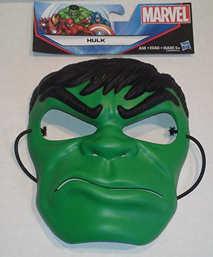 Hasbro Marvel Incredible Hulk Movie Role Play Mask