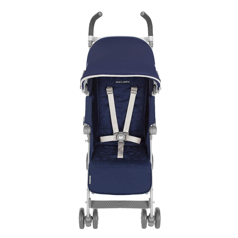 Maclaren Quest - Silla de paseo, Azul Medieval/Plata