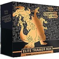 Pokemon TCG: Champion's Path Elite Trainer Box, Multicolor