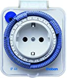 Theben 0260855 THEBEN TIMER 26 IP44 D WS,TAG