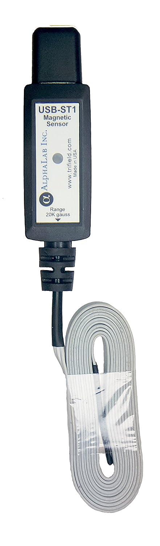 MicroMag USB Gauss Meter Magnetometer