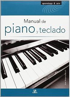 Manual de Piano y Teclado