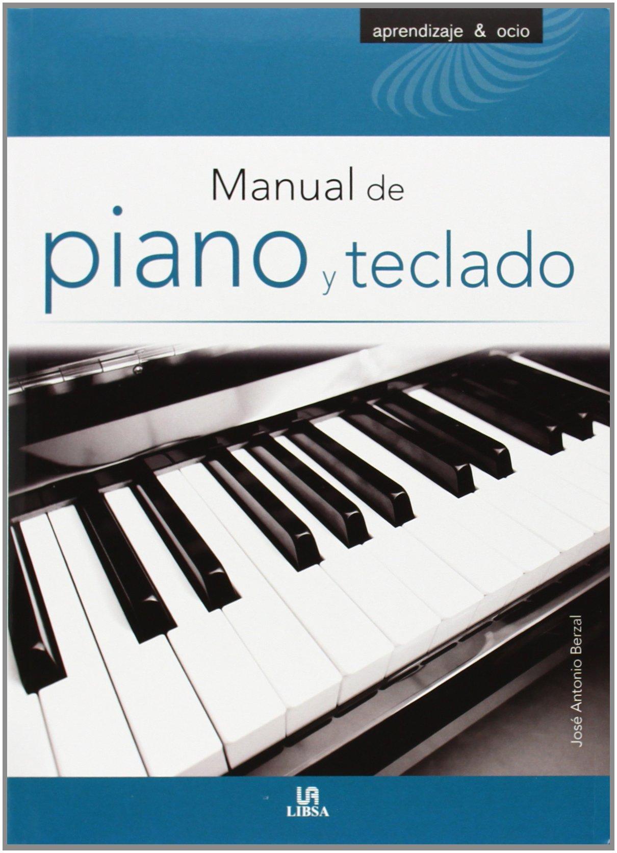 Manual de Piano y Teclado (Aprendizaje y Ocio): Amazon.es ...