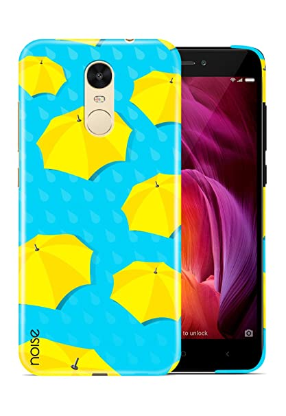 on sale f96bc 595ac Noise Xiaomi Redmi Note 4 Cover/Redmi Note 4 Back Cover: Amazon.in ...