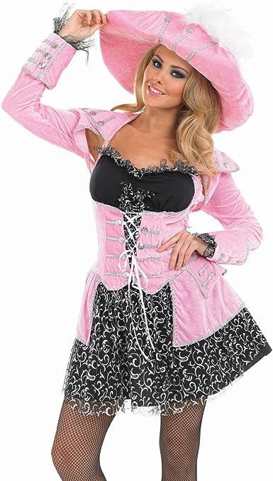 Disfraz de pirata, disfraz para despedida de soltera o carnaval ...