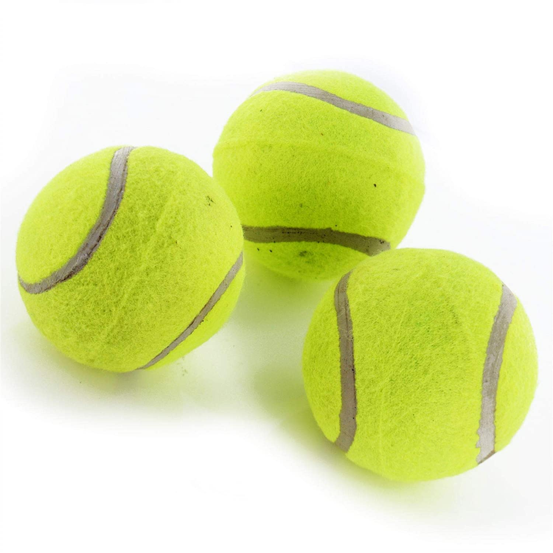 Tennis Balls Pack of three
