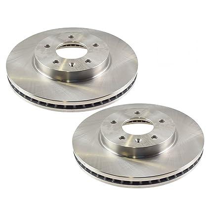 Front+Rear Rotors Carbon Ceramic Pads For Chevy Trailblazer Buick Rainier Envoy