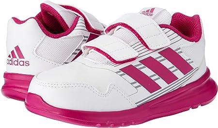 adidas - Altarun CF, Zapatillas Bebé-Niñas, Blanco (Footwear White/Bold Pink/Mid Grey 0), 19 EU: Amazon.es: Ropa y accesorios