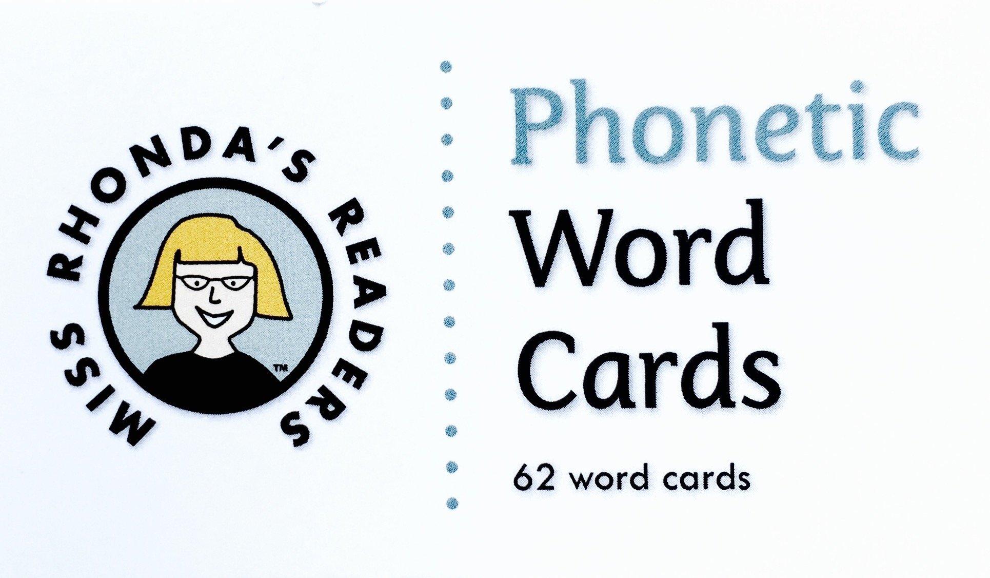 Download Phonetic Word Cards pdf epub