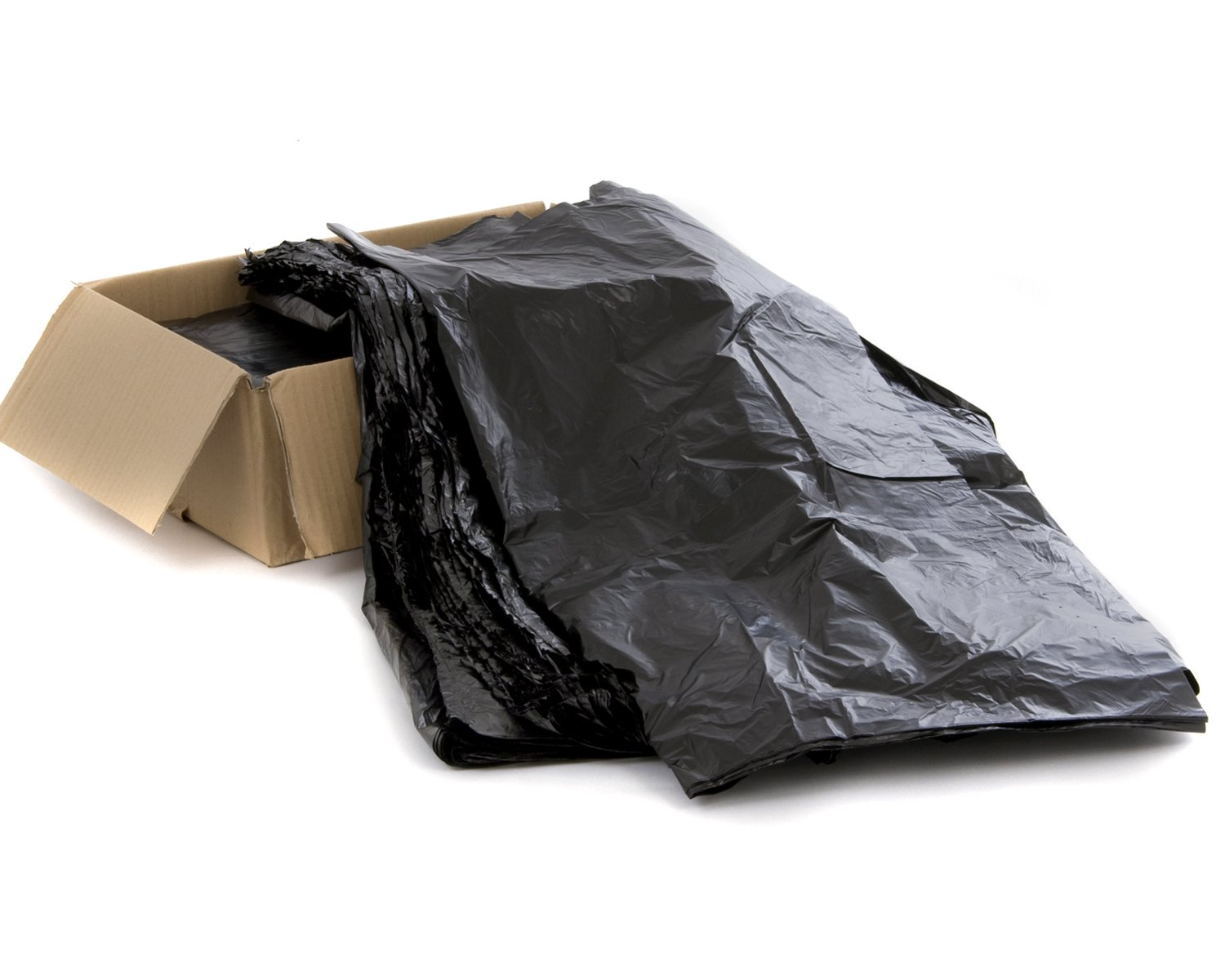 10 Wheelie Bin Liners / Sacks / Refuse Bags For Rubbish Bag It Plastics