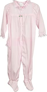 product image for Laura Dare Baby Girls Long Sleeve Infant Jumpsuit PJ, (3m-24m)