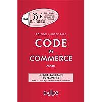 Code de commerce 2020 annoté. Édition limitée - 115e éd.